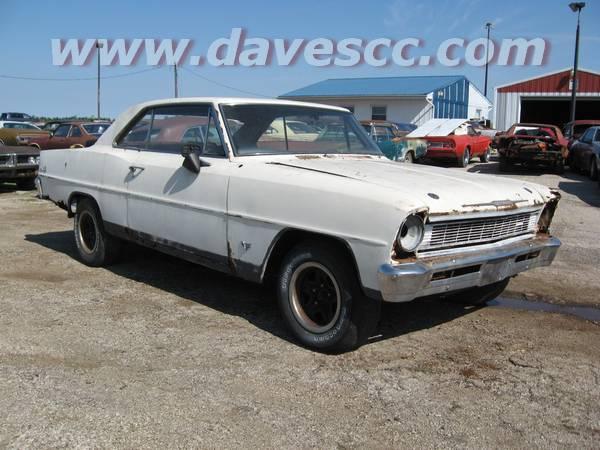 1966 Chevy Ii Nova For Sale
