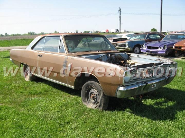 67 Dodge Dart Gt For Sale