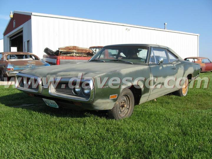 70 Coronet - possible super bee tribute