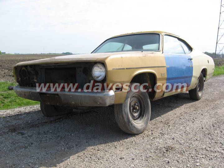 Duster Project Car